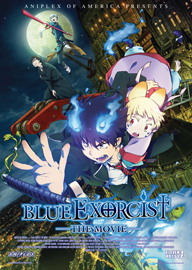 Blue Exorcist Movie 2013