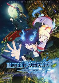 Blue Exorcist Movie 2013