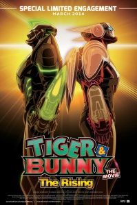 TIGER & BUNNY The Movie -The Rising-