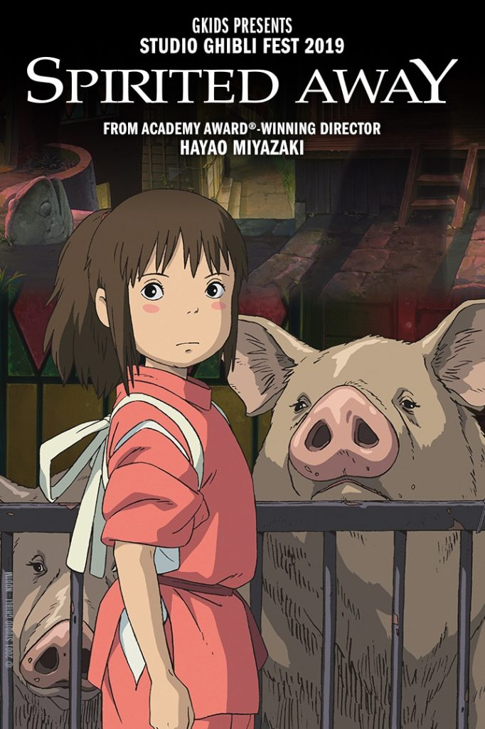 GKIDS Presents Studio Ghibli Fest 2019 Spirited Away